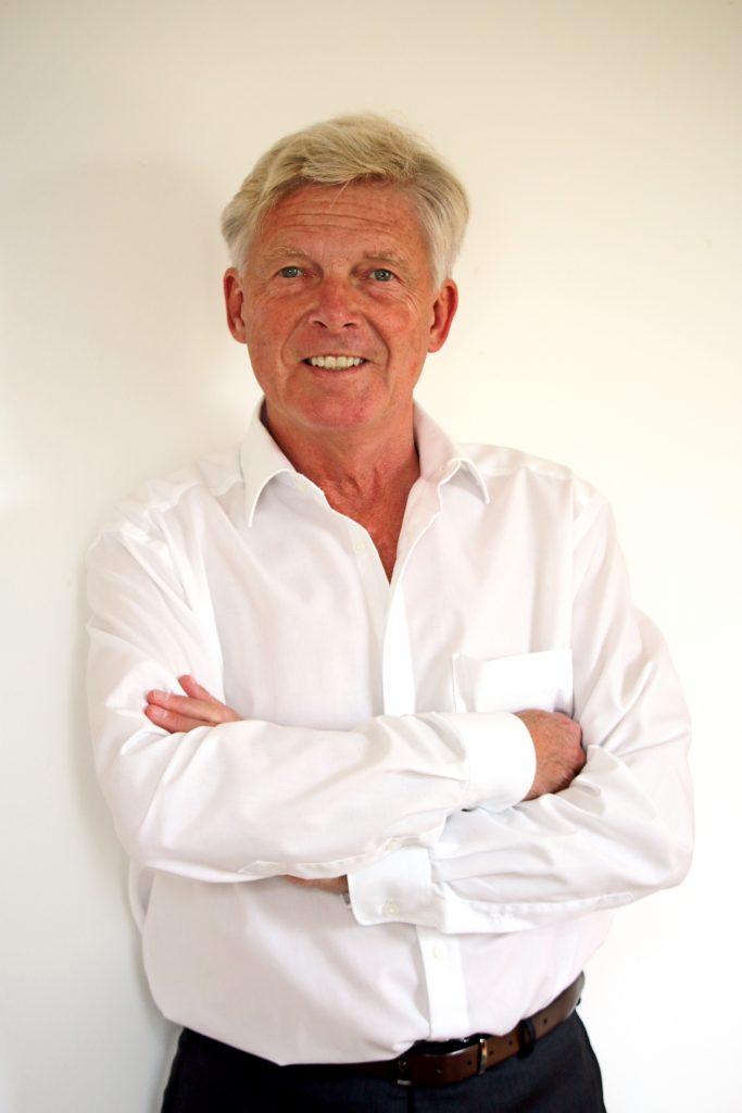 Hausbauexperte und Immobilienmakler Hans-Joachim Frühauf